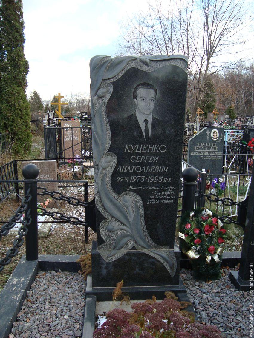 Сергей анатольевич куценко 1973—1995